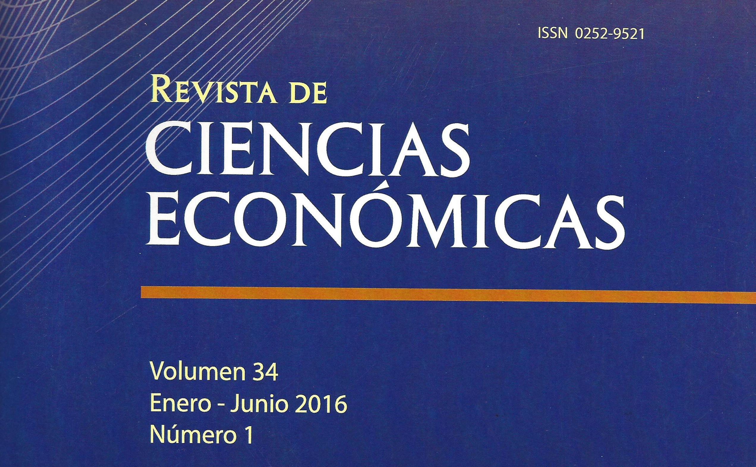 el concejo editorial de la revista de ciencias econmicas invita a docentes e as a enviar artculos para su publicacin