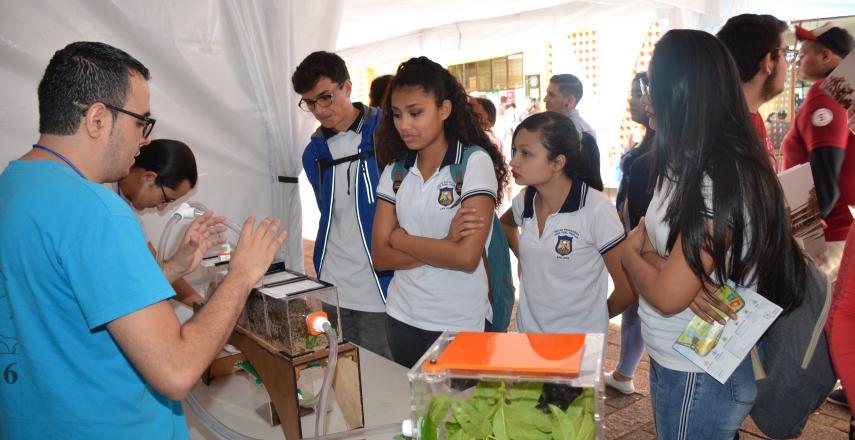 UCR expone proyectos destacados de investigación y acción social