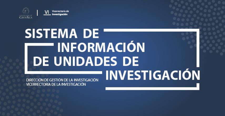 Sistema de Información de Unidades (SIUDI)