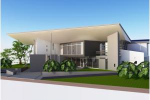 Centro de Investigación en Ciencias e Ingeniería de Materiales (CICIMA) de la Universidad de Costa Rica (UCR) nuevas instalaciones