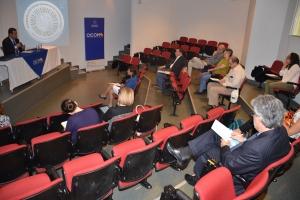 """foro """"La migración en las ciencias: experiencias de movilidad humana en la comunidad científica"""""""