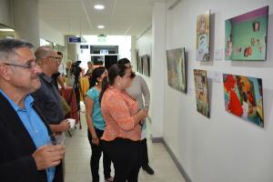 Exposición de fotografías Victoria Cabezas Galería del SEP