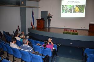 simposio El Caribe Sur de Costa Rica: biodiversidad, estado ambiental, protección y desafíos de una región poco estudiada