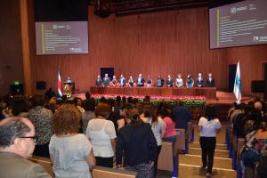 UCR 79 aniversario Consejo Universitario