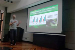 La ecología de la infección: Transmisión zoonótica en la interfaz antropogénica