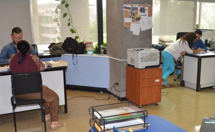 Dirección de Gestión de la Investigación (DGI), de la Vicerrectoría de Investigación  recepción de solicitudes de presupuesto para proyectos