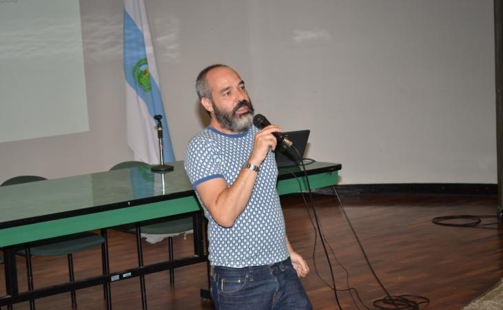 Eduardo García Nieto  Jornadas de Investigación en Artes: Curaduría + Mediación