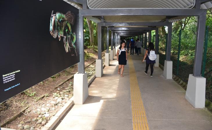 Exhibición Red de Áreas Protegidas de la Universidad de Costa Rica (UCR)