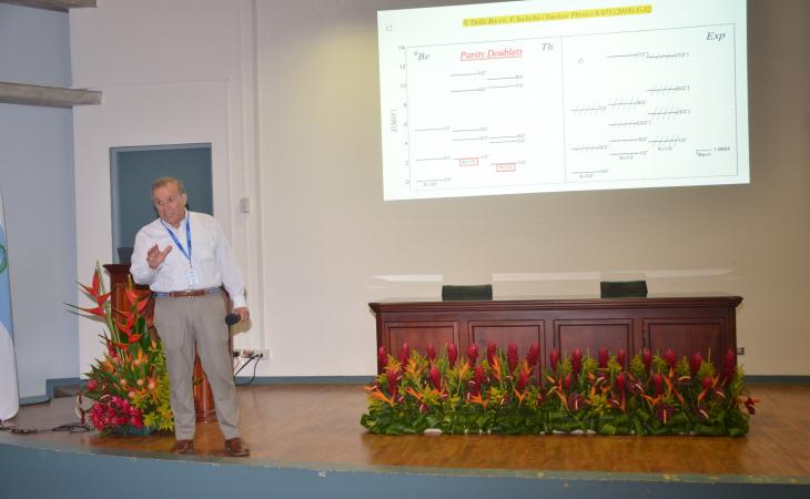 XIII Simposio Latinoamericano de Física Nuclear y sus Aplicaciones LANSPA 2020