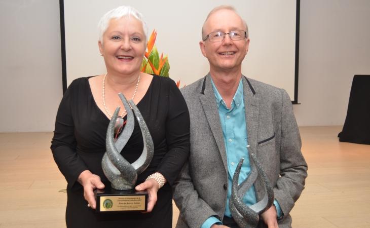 Foto: El Premio al Investigador(a) 2017 CICAP