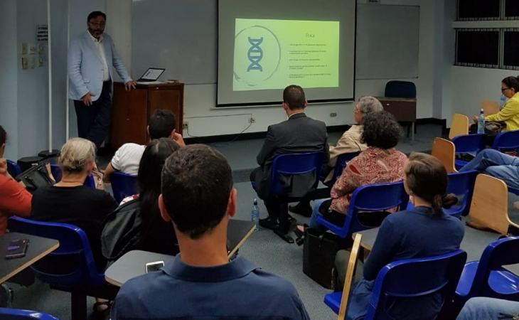 foro:Ética en la investigación, manipulación del genoma humano: el caso de Lulu y Nana