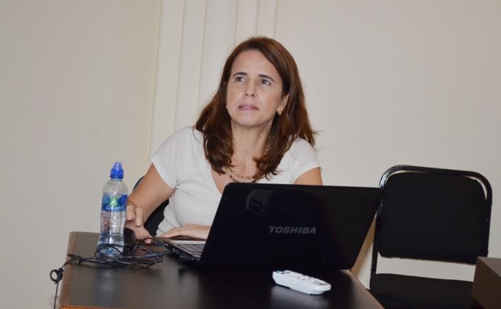 Foro de la master María Santos Pasamontes, coordinadora de Hipatia
