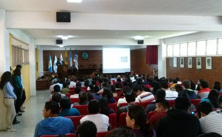 postgrado Maestría de Bioinformática y Biocomputación Molecular Guatemala