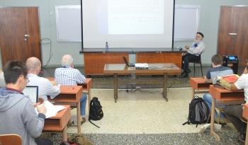 Michael G. Hudgens,   XIV Congreso Latinoamericano de Probabilidad y Estadística Matemática, CLAPEM