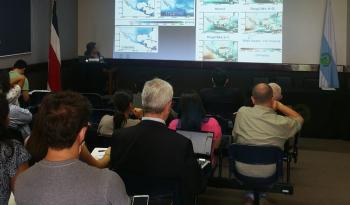 40° aniversario  Centro de Investigaciones Geofísicas CIGEFI