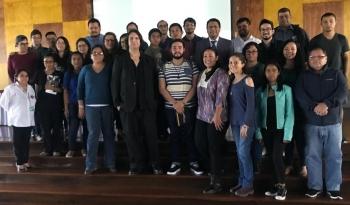 postgrado de Bioinformática y Biocomputación molecular Guatemala